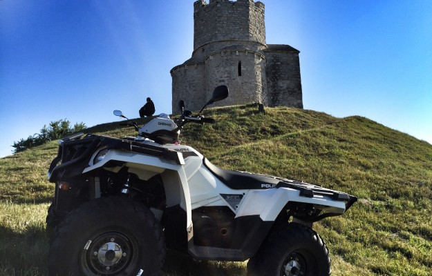 Quad rental and off road tours